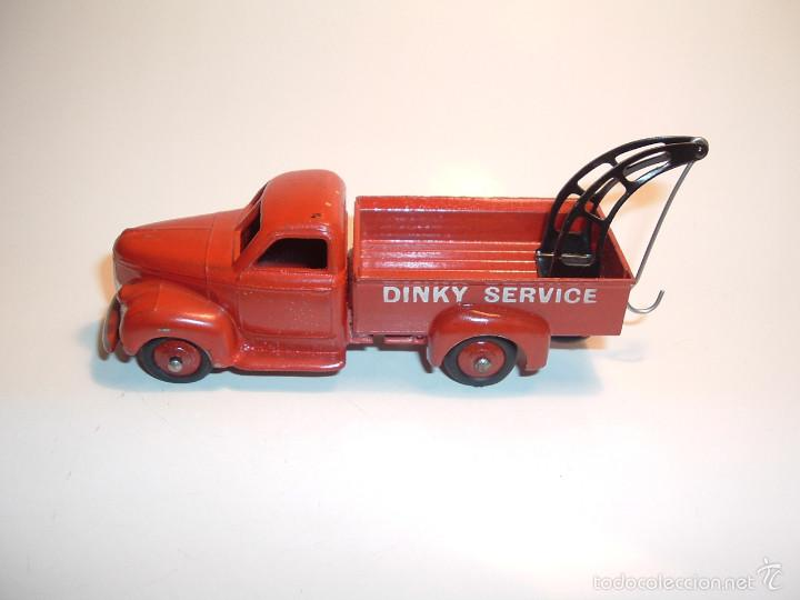 DINKY TOYS , STUDEBAKER GRUA, DINKY SERVICE, REF. 25R (Juguetes - Coches a Escala 1:43 Dinky Toys)