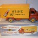Coches a escala: DINKY TOYS , RARO BEDFORD HEINZ VAN, ORIGINAL, REF. 923. Lote 55378868