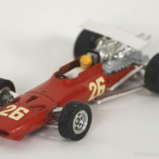 Coches a escala: FERRARI V12 F1 EN METAL. DINKY TOYS, ESC 1/43. REF 1422. MADE IN FRANCE.. Lote 55554145