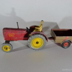 Model Cars - DINKY TOYS TRACTOR CON REMOLQUE - 56027171