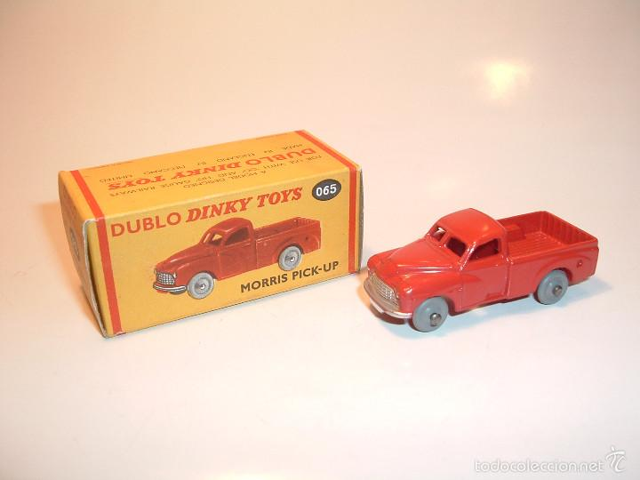 Coches a escala: DINKY TOYS DUBLO , MORRIS PICK-UP , REF. 065 - Foto 1 - 56183009
