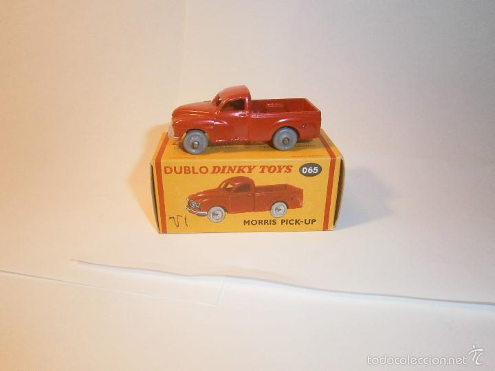 Coches a escala: DINKY TOYS DUBLO , MORRIS PICK-UP , REF. 065 - Foto 2 - 56183009