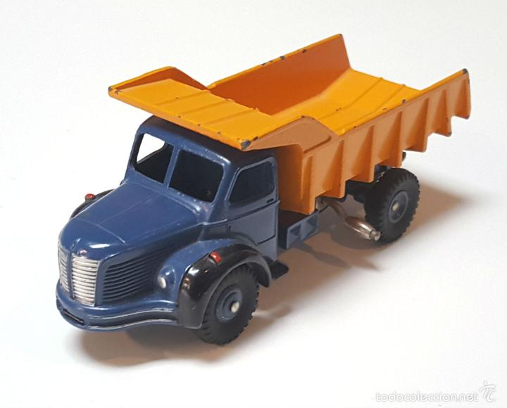 BERLIET BENE CARRIERES EN METAL. DINKY TOYS. REF 34. ESC 1/43. MADE IN FRANCE. (Juguetes - Coches a Escala 1:43 Dinky Toys)