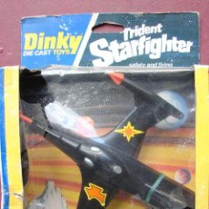 Coches a escala: NAVE ESPACIAL TRIDENT STARFIGHTER - DINKY TOYS. Lote 56395943