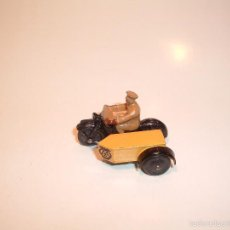 Coches a escala: DINKY TOYS, AA MOTORCYCLE PATROL, SIDECAR, REF. 44B. Lote 56666830