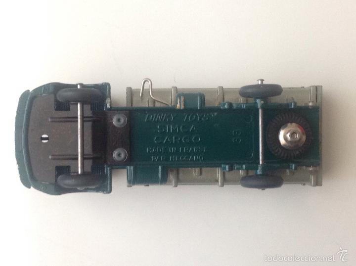 Coches a escala: Simca Cargo 33 de Dinky Toys - Foto 5 - 57752425