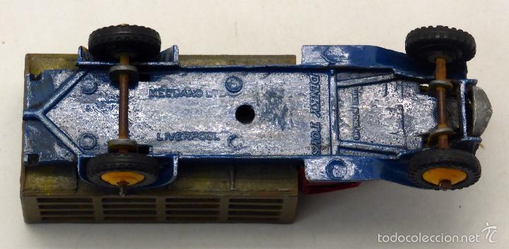 Coches a escala: Camión Liverpool Meccano Dinky Toys England 1/43 - Foto 3 - 58742470