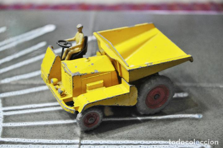 DINKY TOYS VOLQUETE (Juguetes - Coches a Escala 1:43 Dinky Toys)