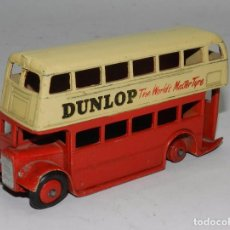 Coches a escala: COCHE DINKY TOYS, DOUBLE DECK BUS 290, FABRICADO POR MECCANO, MADE IN ENGLAND, VER TODAS LAS FOTOGRA. Lote 62423956