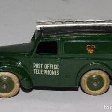 Voitures à l'échelle: COCHE DINKY TOYS, COCHE TELEPHONIC SERVICE VAN Nº 261, FABRICADO POR MECCANO, MADE IN ENGLAND, VER T. Lote 62425384
