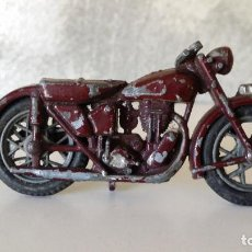 Coches a escala: DINKY TOYS MOTO. Lote 62705664