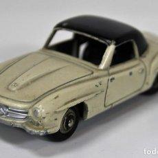 Coches a escala: MERCEDES 190 SL EN METAL. DINKY TOYS. REF 24H. FRANCE. CIRCA 1950.. Lote 63189928