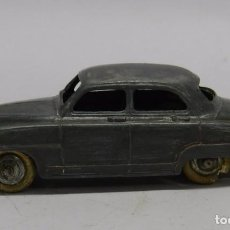Coches a escala: COCHE SIMCA 9 ARONDE Nº 24U, DINKY TOYS, MADE IN FRANCE BY MECCANO MEDIDAS APROX. EN CM:. Lote 64442283