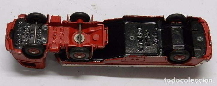 Coches a escala: Camión Cisterna, Tracteur Panhard, Esso Nº 32C, Dinky Toys, Made in France by Meccano, Mide 18 de la - Foto 6 - 64443823
