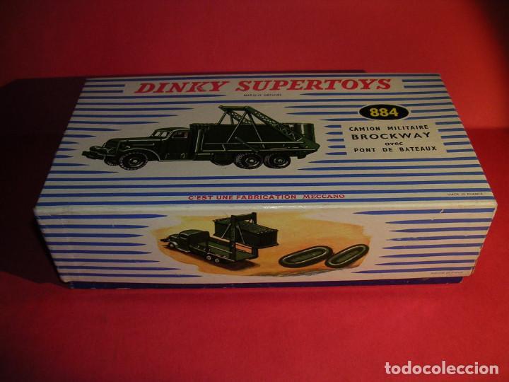 Coches a escala: DINKY 884 (1960) BROCKWAY. CON CAJA Y COMPLETO - Foto 9 - 70103461