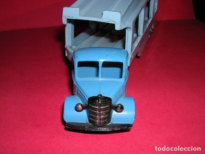 Coches a escala: DINKY 982 (1960) PULLMORE CAR TRANSPORTER + RAMPA DINKY 794 .CON CAJAS ORIGINALES - Foto 3 - 70105965