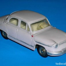 Coches a escala: PANHARD PL 17 *LILA* REF. 547, METAL, ESC. 1/43, DINKY TOYS MADE IN FRANCE, ORIGINAL AÑOS 50-60.. Lote 72751827