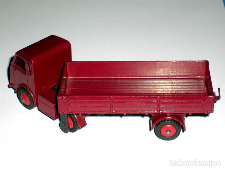 Coches a escala: Hindle Smart British Railways 30W, metal esc. 1/43, Dinky Toys, made in England, original año 1952. - Foto 5 - 72761367
