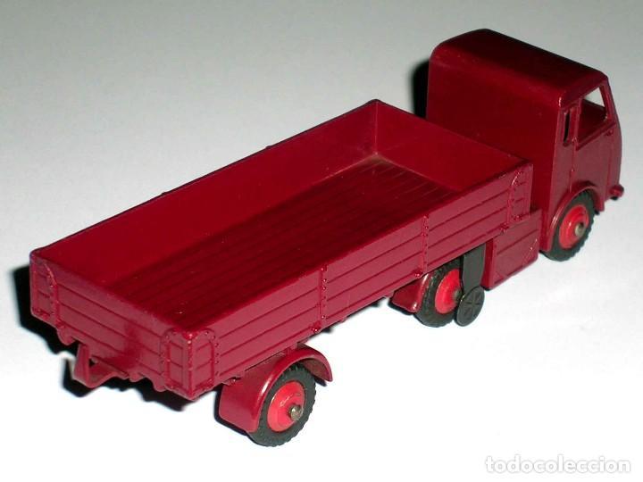 Coches a escala: Hindle Smart British Railways 30W, metal esc. 1/43, Dinky Toys, made in England, original año 1952. - Foto 6 - 72761367