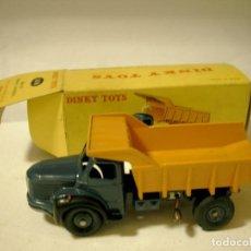 Model Cars - DINKY TOYS BERLIET VOLQUETE EN CAJA - 74461791