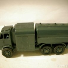 Coches a escala: DINKY TOYS CAMION MILITAR PRESSURE REFUELLER REF 642. Lote 74462619