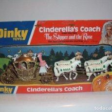 Coches a escala: DINKY TOYS, CINDERELLA'S COACH, REF. 111. Lote 75125575