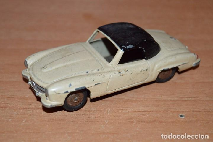DINKY TOYS - MERCEDES 190 SL - ESCALA 1/43 - 24H - MADE IN FRANCE - MECCANO - DIE CAST (Juguetes - Coches a Escala 1:43 Dinky Toys)