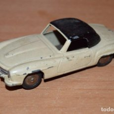 Coches a escala: DINKY TOYS - MERCEDES 190 SL - ESCALA 1/43 - 24H - MADE IN FRANCE - MECCANO - DIE CAST. Lote 75422403