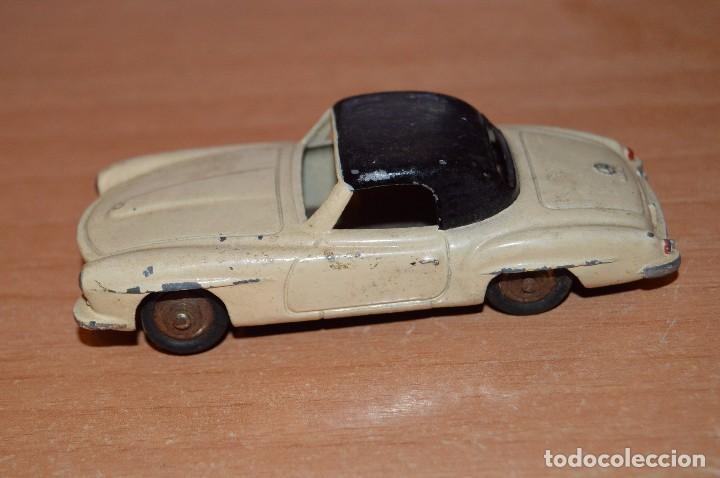 Coches a escala: DINKY TOYS - MERCEDES 190 SL - ESCALA 1/43 - 24H - MADE IN FRANCE - MECCANO - DIE CAST - Foto 2 - 75422403