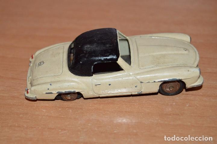 Coches a escala: DINKY TOYS - MERCEDES 190 SL - ESCALA 1/43 - 24H - MADE IN FRANCE - MECCANO - DIE CAST - Foto 3 - 75422403
