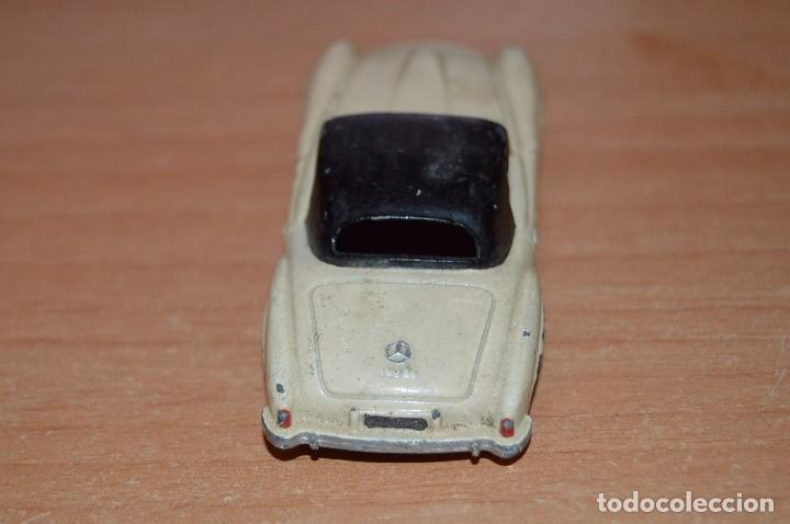 Coches a escala: DINKY TOYS - MERCEDES 190 SL - ESCALA 1/43 - 24H - MADE IN FRANCE - MECCANO - DIE CAST - Foto 5 - 75422403