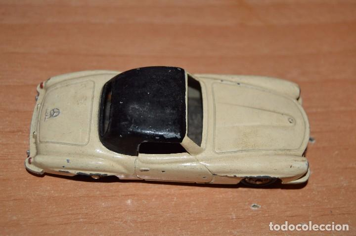 Coches a escala: DINKY TOYS - MERCEDES 190 SL - ESCALA 1/43 - 24H - MADE IN FRANCE - MECCANO - DIE CAST - Foto 6 - 75422403