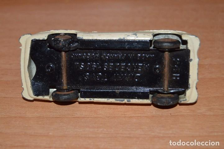 Coches a escala: DINKY TOYS - MERCEDES 190 SL - ESCALA 1/43 - 24H - MADE IN FRANCE - MECCANO - DIE CAST - Foto 7 - 75422403