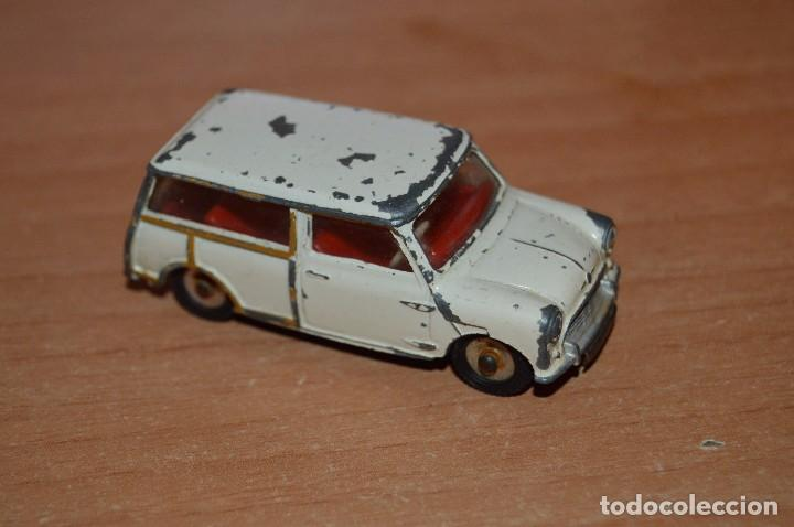 DINKY TOYS - MORRIS MINI TRAVELLER - 197 - ESCALA 1/43 - MADE IN ENGLAND - MECCANO - DIE CAST (Juguetes - Coches a Escala 1:43 Dinky Toys)
