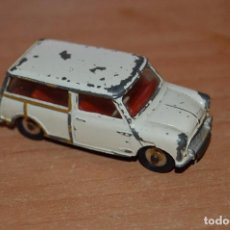 Coches a escala: DINKY TOYS - MORRIS MINI TRAVELLER - 197 - ESCALA 1/43 - MADE IN ENGLAND - MECCANO - DIE CAST. Lote 75422931
