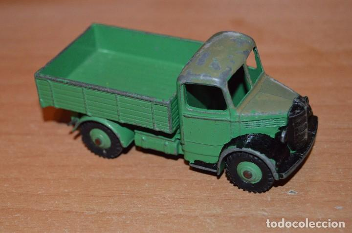 DINKY TOYS - BEDFORD - ESCALA 1/43 - MADE IN ENGLAND - MECCANO LTD - DIE CAST (Juguetes - Coches a Escala 1:43 Dinky Toys)