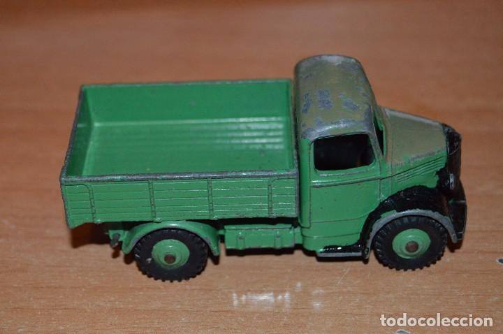 Coches a escala: DINKY TOYS - BEDFORD - ESCALA 1/43 - MADE IN ENGLAND - MECCANO LTD - DIE CAST - Foto 3 - 75423719