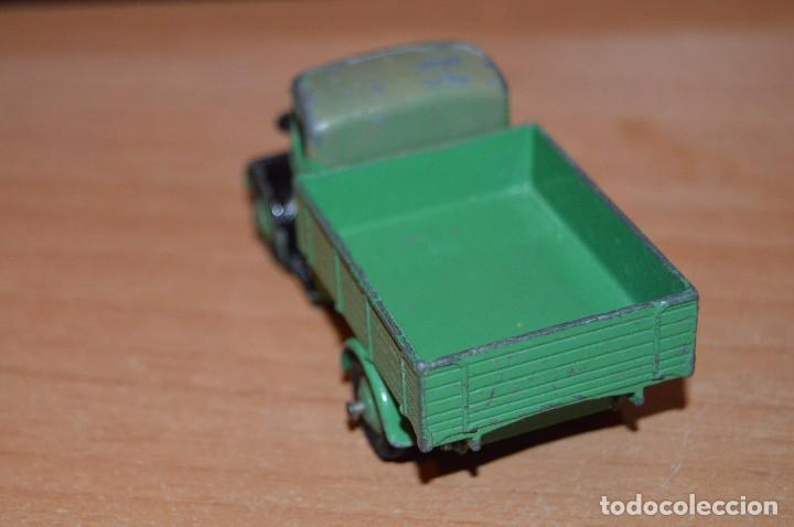 Coches a escala: DINKY TOYS - BEDFORD - ESCALA 1/43 - MADE IN ENGLAND - MECCANO LTD - DIE CAST - Foto 4 - 75423719