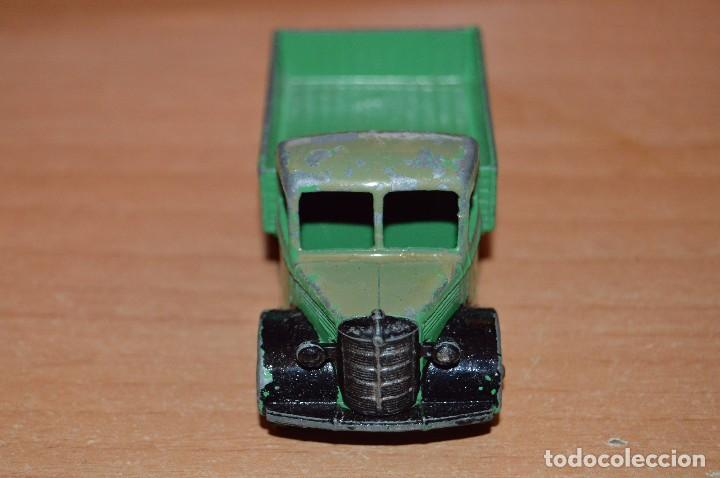 Coches a escala: DINKY TOYS - BEDFORD - ESCALA 1/43 - MADE IN ENGLAND - MECCANO LTD - DIE CAST - Foto 6 - 75423719