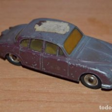 Model Cars - DINKY TOYS - JAGUAR 3.4 LITRE - 195 - ESCALA 1/43 - MADE IN ENGLAND BY MECCANO LTD - DIE CAST - 75424311