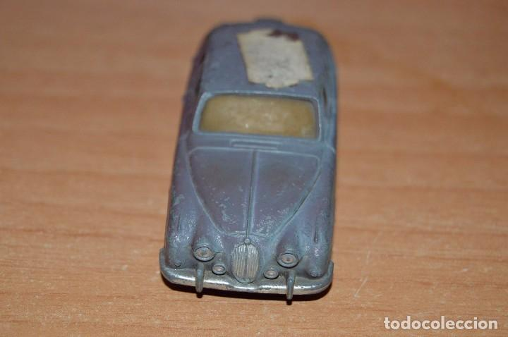 Coches a escala: DINKY TOYS - JAGUAR 3.4 LITRE - 195 - ESCALA 1/43 - MADE IN ENGLAND BY MECCANO LTD - DIE CAST - Foto 4 - 75424311