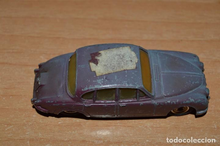 Coches a escala: DINKY TOYS - JAGUAR 3.4 LITRE - 195 - ESCALA 1/43 - MADE IN ENGLAND BY MECCANO LTD - DIE CAST - Foto 6 - 75424311