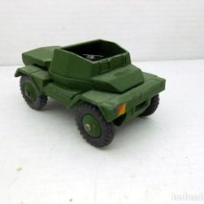 Coches a escala: 1088 DINKY TOYS ORIGINAL SCOUT CAR CARRIER TANQUETA 673 2WW MILITARY TANK METAL ALFREEDOM. Lote 75896587