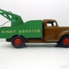 Coches a escala: 964 DINKY TOYS ORIGINAL GRUA DINKY SERVICE COMMER MODEL CAR COCHE MECCANO ALFREEDOM. Lote 75909503