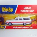 Coches a escala: 377 DINKY TOYS ORIGINAL REF 243 VOLVO POLICE CAR POLICIA COCHE POLIZEI ENGLAND. Lote 75999975