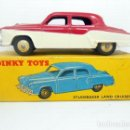Coches a escala: 319 DINKY TOYS ORIGINAL RE 172 COCHE STUDEBAKER LAND CRUISER CAR MECCANO ENGLAND. Lote 76025379