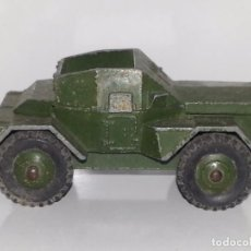 Coches a escala: DINKY TOYS MILITAR SCOUT CAR Nº 673 MADE IN ENGLAND MECCANO LTD AÑOS 50. Lote 76582291