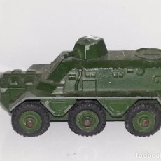 Coches a escala: DINKY TOYS MILITAR Nº 676 ARMOURED PERSONNEL CARRIER MADE IN ENGLAND MECCANO LTD AÑOS 50. Lote 76582571