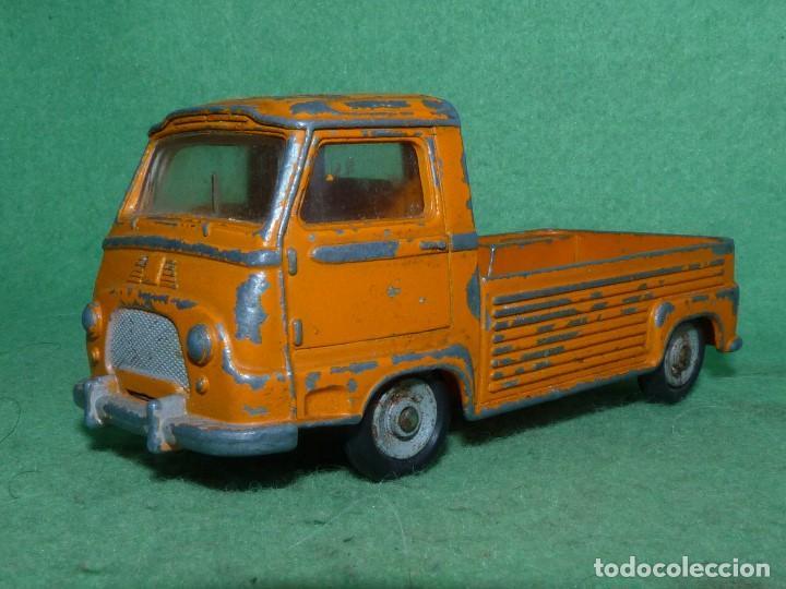BONITA FURGONETA MECCANO DINKY TOYS 1961 RENAULT ESTAFETTE PICK-UP Nº 563 COLECCION VINTAGE (Juguetes - Coches a Escala 1:43 Dinky Toys)
