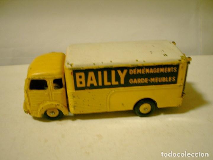 DINKY TOYS CAMION SIMCA CARGO BAILLY (Juguetes - Coches a Escala 1:43 Dinky Toys)